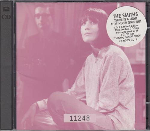 The Smiths There Is A Light Uk 2 Cd Single Set Double Cd