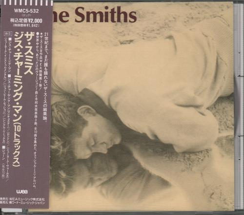 "The Smiths This Charming Man - 10 Tracks CD single (CD5 / 5"") Japanese SMIC5TH08033"