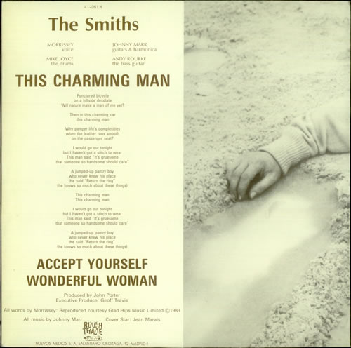 this charming man the smiths j