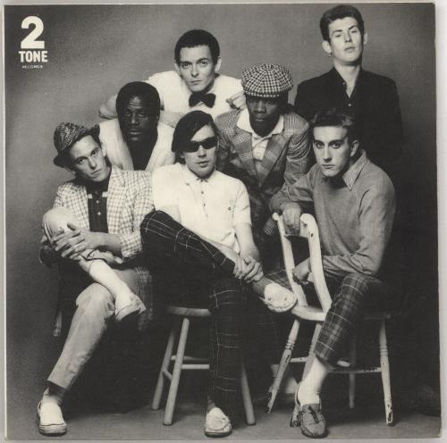 """The Specials Do Nothing - Paper labels - P/S - EX 7"""" vinyl single (7 inch record) UK SPE07DO742437"""