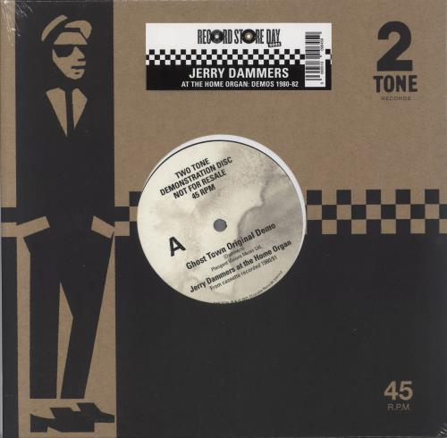 """The Specials Ghost Town Original Demo - RSD 2021 - Sealed 10"""" vinyl single (10"""" record) UK SPE10GH771914"""