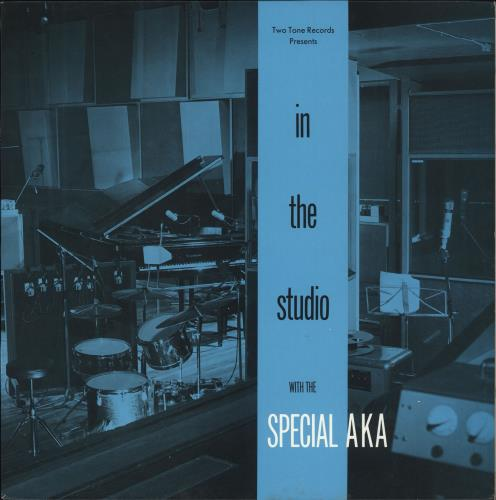 The Specials In The Studio vinyl LP album (LP record) UK SPELPIN519855