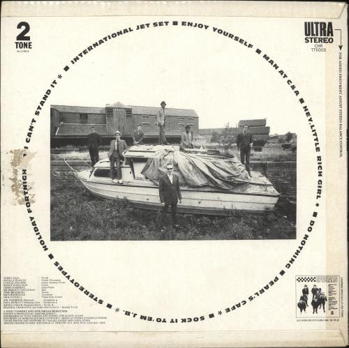 "The Specials More Specials + 7"" + Poster - EX vinyl LP album (LP record) UK SPELPMO703210"