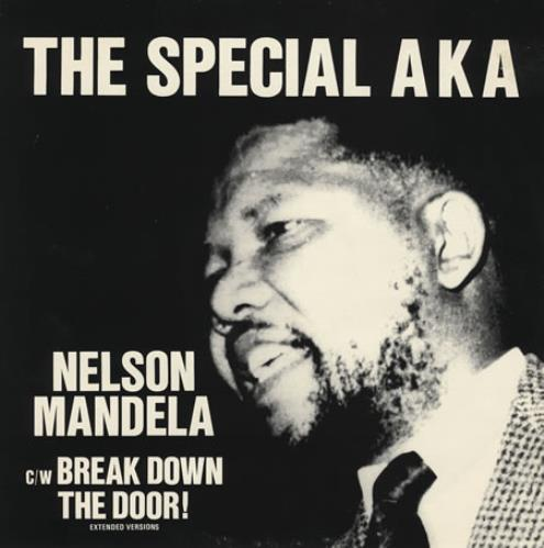 "The Specials Nelson Mandela 12"" vinyl single (12 inch record / Maxi-single) UK SPE12NE95979"