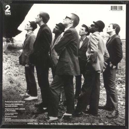 The Specials The Specials - 180gm Vinyl vinyl LP album (LP record) UK SPELPTH724428