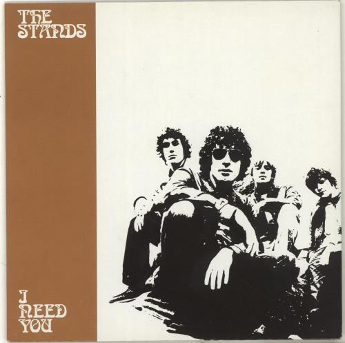 """The Stands I Need You 7"""" vinyl single (7 inch record) UK T\D07IN261406"""