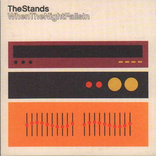 "The Stands When The Night Falls In CD single (CD5 / 5"") UK T\DC5WH646294"