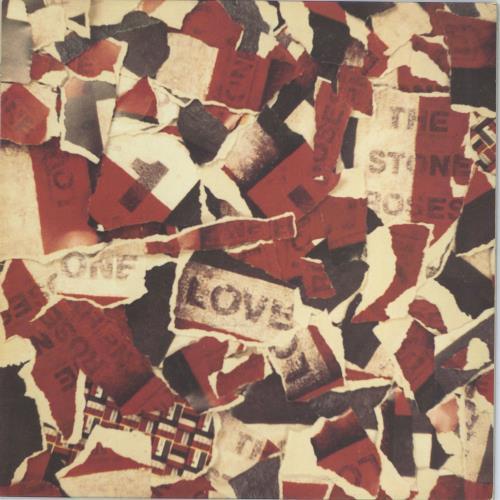 "The Stone Roses One Love + Print 12"" vinyl single (12 inch record / Maxi-single) UK STO12ON773621"