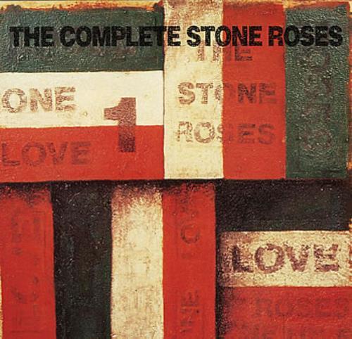 The Stone Roses The Complete Stone Roses 2-LP vinyl record set (Double Album) UK STO2LTH162774