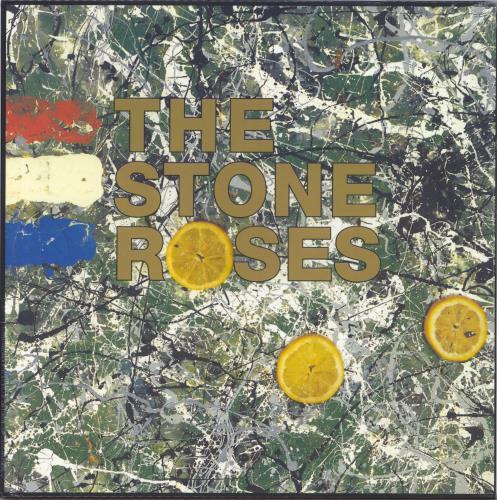 The Stone Roses The Stone Roses - 180gram Vinyl vinyl LP album (LP record) UK STOLPTH687940