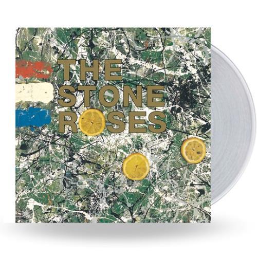 The Stone Roses The Stone Roses - Clear Vinyl - Sealed vinyl LP album (LP record) UK STOLPTH753812