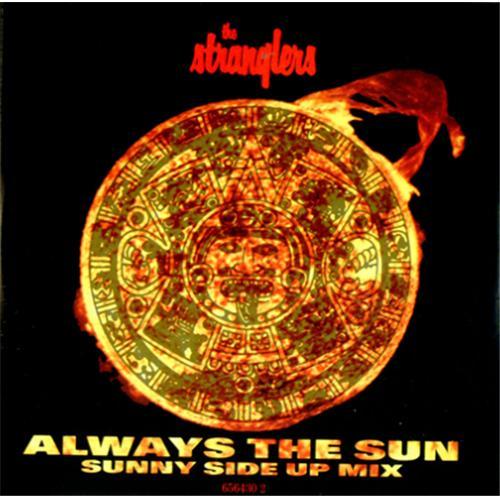 """The Stranglers Always The Sun - 3-track CD single (CD5 / 5"""") UK STRC5AL121318"""