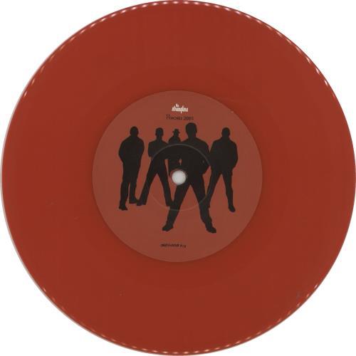 "The Stranglers Big Thing Coming - Red vinyl 7"" vinyl single (7 inch record) UK STR07BI271762"
