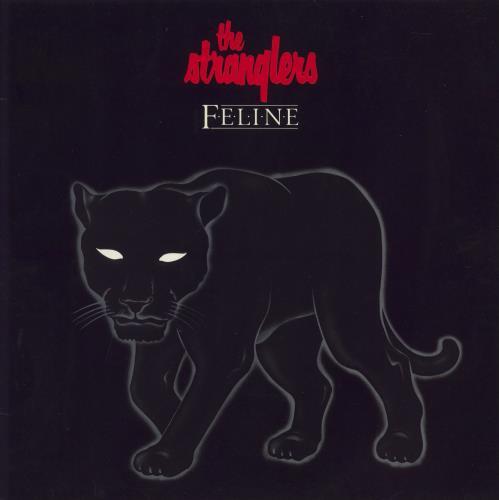 """The Stranglers Feline + 7"""" vinyl LP album (LP record) UK STRLPFE733714"""