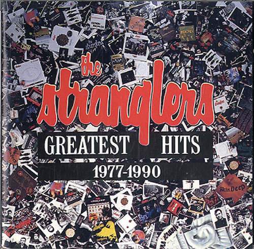 The Stranglers Greatest Hits 1977 1990 Uk Cd Album Cdlp