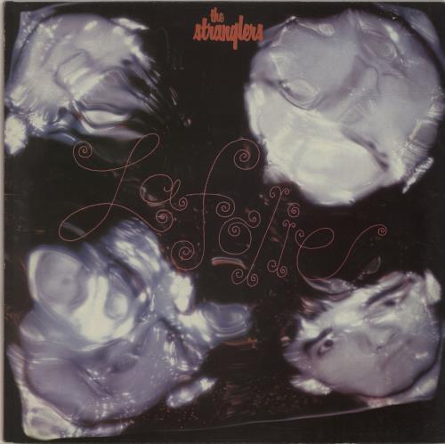 The Stranglers La Folie vinyl LP album (LP record) UK STRLPLA229864