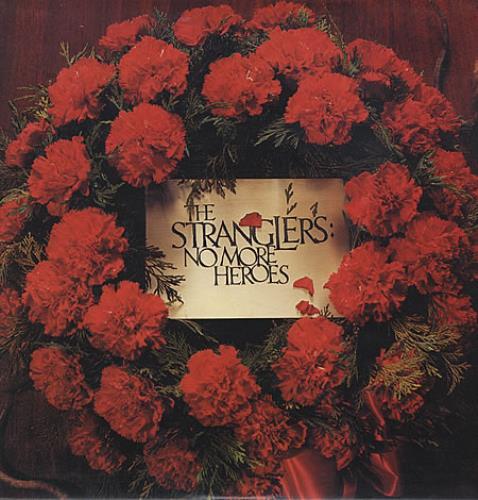 The Stranglers No More Heroes - 1st vinyl LP album (LP record) UK STRLPNO331153
