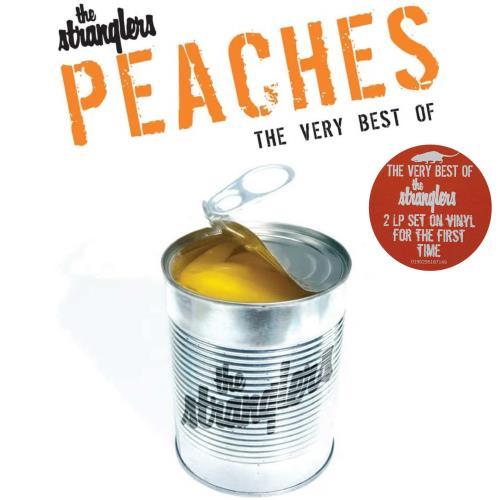 The Stranglers Peaches: The Very Best Of The Stranglers - Sealed 2-LP vinyl record set (Double Album) UK STR2LPE757303