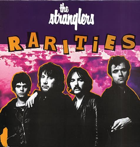 The Stranglers Rarities vinyl LP album (LP record) UK STRLPRA197450