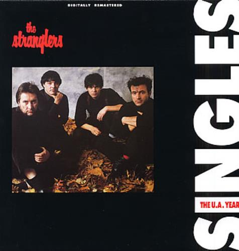 Picture of TC - EM 1314 Singles: The U. A. Years by artist The Stranglers