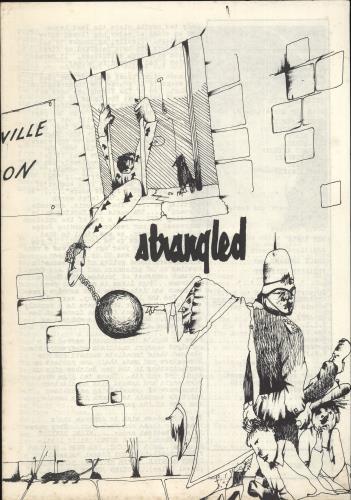The Stranglers Strangled - Vol 2 No.2 fanzine UK STRFAST702030
