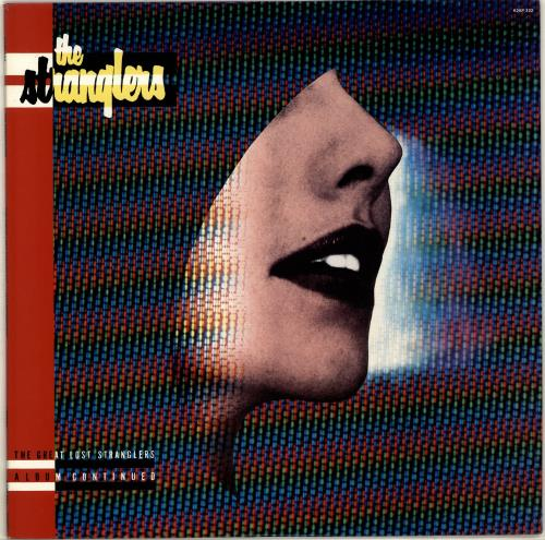 The Stranglers The Great Lost Stranglers Album [Continued] vinyl LP album (LP record) Japanese STRLPTH698136