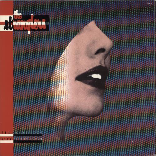 The Stranglers The Great Lost Stranglers Album - Parts 1 & 2 2-LP vinyl record set (Double Album) Japanese STR2LTH723707