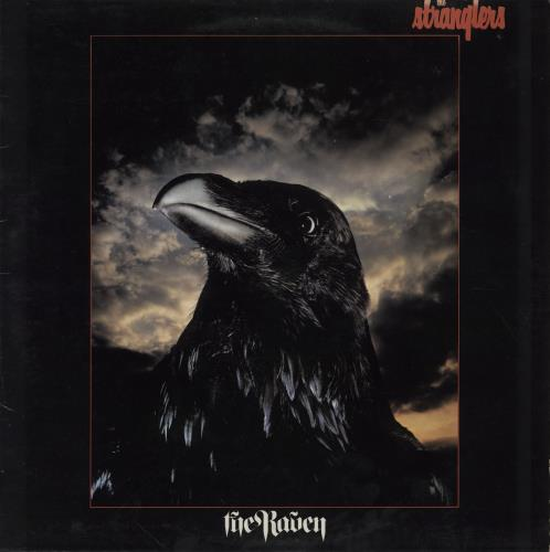 The Stranglers The Raven - Withdrawn Inner - EX vinyl LP album (LP record) UK STRLPTH753017