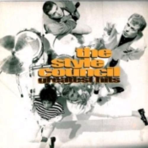 The Style Council Greatest Hits CD album (CDLP) UK STYCDGR251204