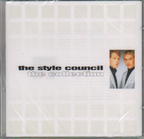 The Style Council The Collection CD album (CDLP) UK STYCDTH279787