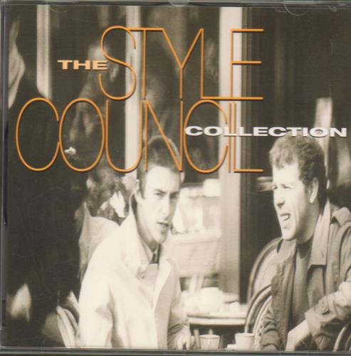 The Style Council The Style Council Collection CD album (CDLP) UK STYCDTH306279