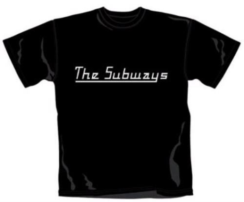 the subways logo t shirt small uk t shirt 363212