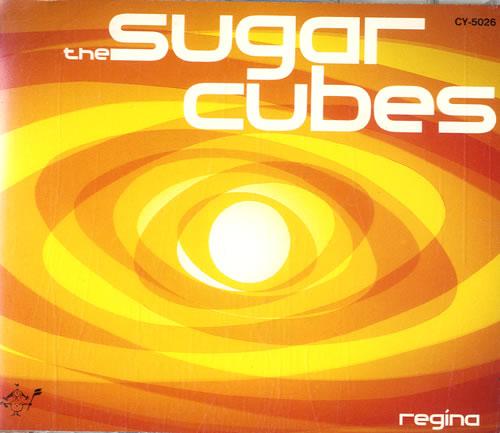 "The Sugarcubes Regina CD single (CD5 / 5"") Japanese SUGC5RE586681"