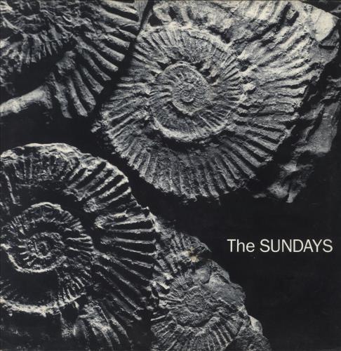 The Sundays Reading Writing And Arithmetic - EX vinyl LP album (LP record) UK SUNLPRE607081