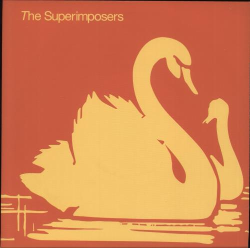 """The Superimposers Would It Be Impossible 7"""" vinyl single (7 inch record) UK Y4Y07WO708769"""