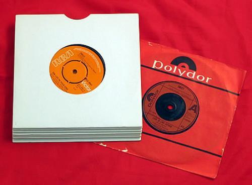 "The Sweet Set Of 9 x 7"" Vinyl Singles 7"" vinyl single (7 inch record) UK SWT07SE409721"