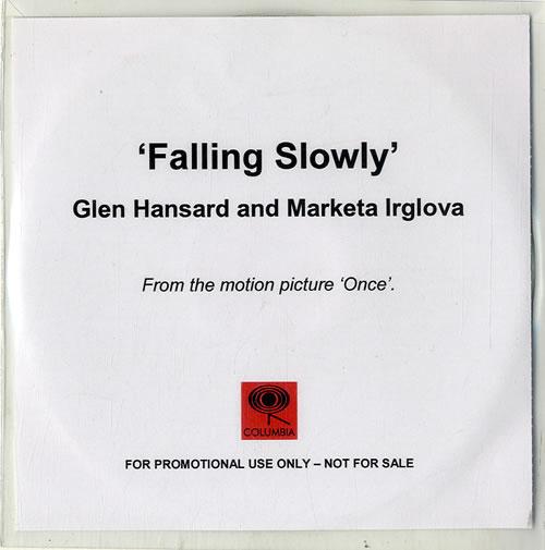 The Swell Season Falling Slowly CD-R acetate UK S8LCRFA631100