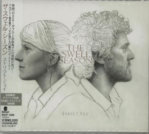 The Swell Season Strict Joy CD album (CDLP) Japanese S8LCDST665379