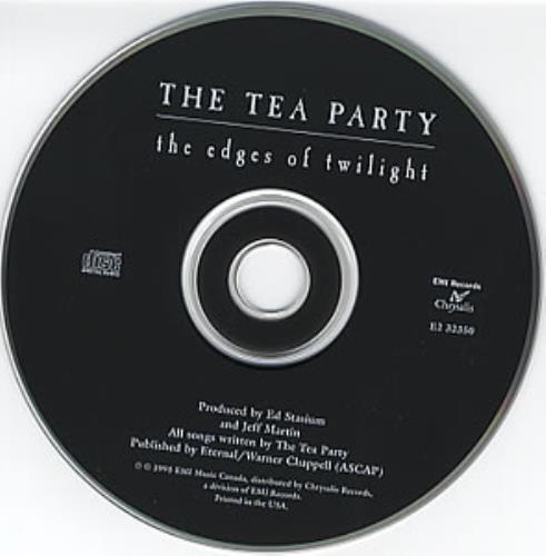 the tea party latest album