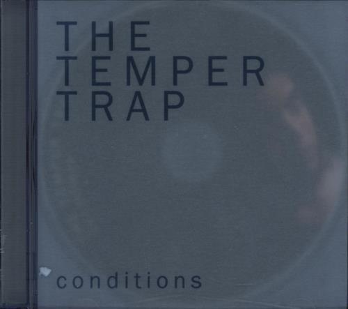The Temper Trap Conditions CD album (CDLP) German T8ECDCO661423
