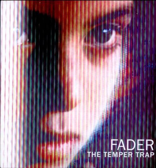 "The Temper Trap Fader CD single (CD5 / 5"") UK T8EC5FA523167"