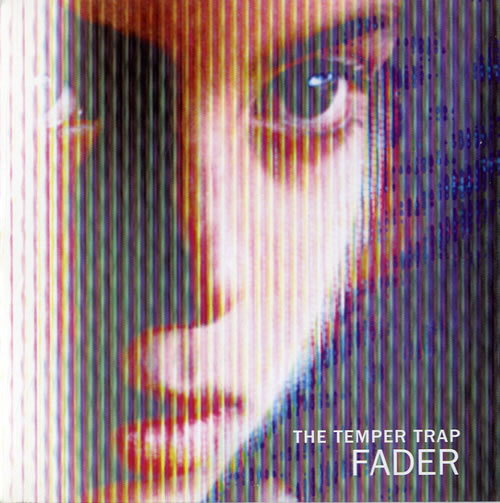 "The Temper Trap Fader CD single (CD5 / 5"") UK T8EC5FA615231"