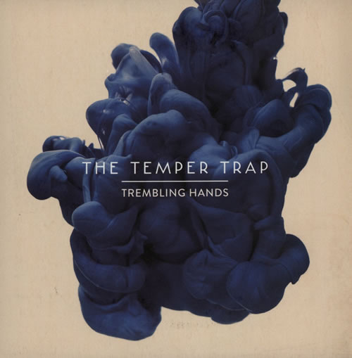 "The Temper Trap Trembling Hands CD single (CD5 / 5"") UK T8EC5TR571706"