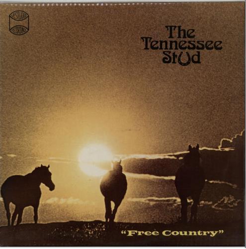 The Tennessee Stud Free Country vinyl LP album (LP record) UK XR7LPFR643153