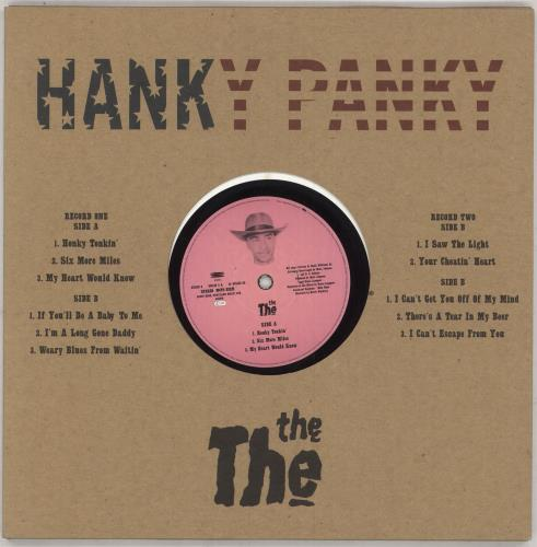 "The The Hanky Panky - 2 x 10"" 10"" vinyl single (10"" record) UK THE10HA89375"