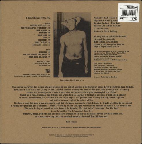 """The The Hanky Panky - 2 x 10"""" 10"""" vinyl single (10"""" record) UK THE10HA89375"""