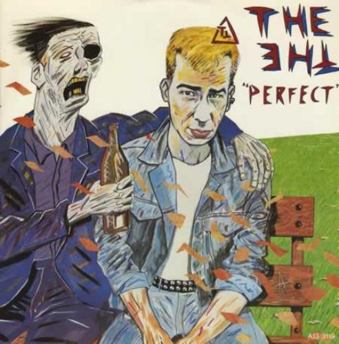 "The The Perfect 12"" vinyl single (12 inch record / Maxi-single) UK THE12PE05780"