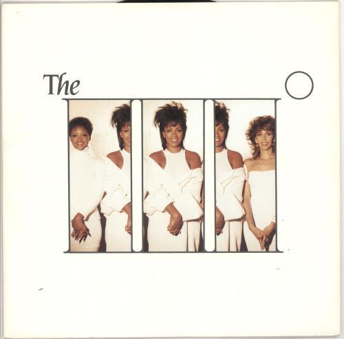 """The Three Degrees The Heaven I Need 12"""" vinyl single (12 inch record / Maxi-single) UK TDG12TH195781"""