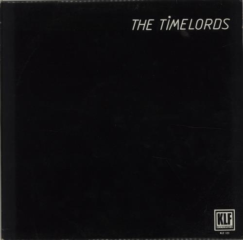 "The Timelords Gary In The Tardis (Radio Mix) 12"" vinyl single (12 inch record / Maxi-single) Belgian TIM12GA23264"