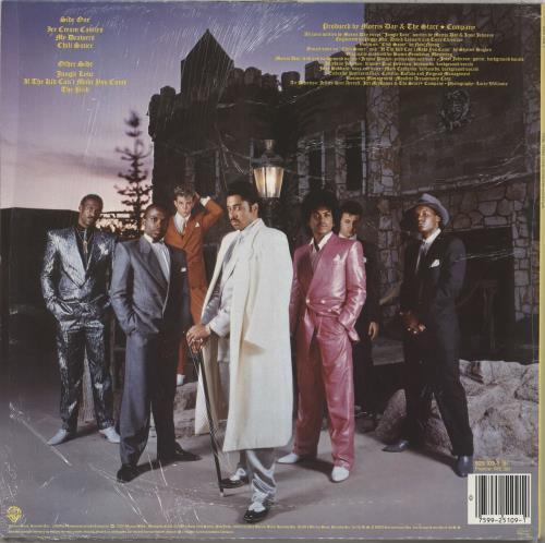 The Time Ice Cream Castle vinyl LP album (LP record) UK TMELPIC707168